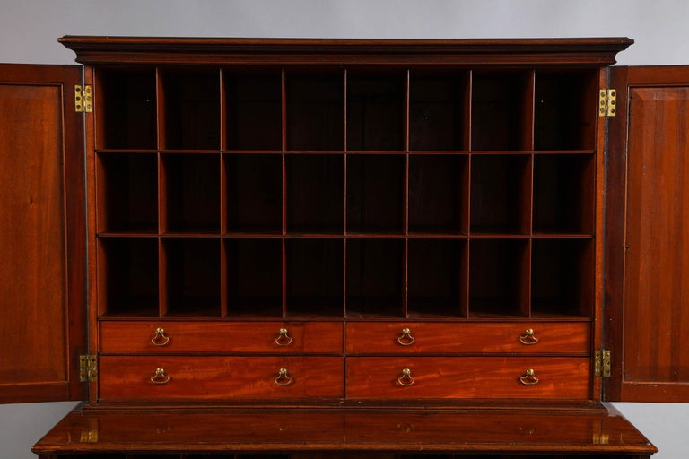 Paxton House Secretaire, by Thomas Chippendale For Sale 5