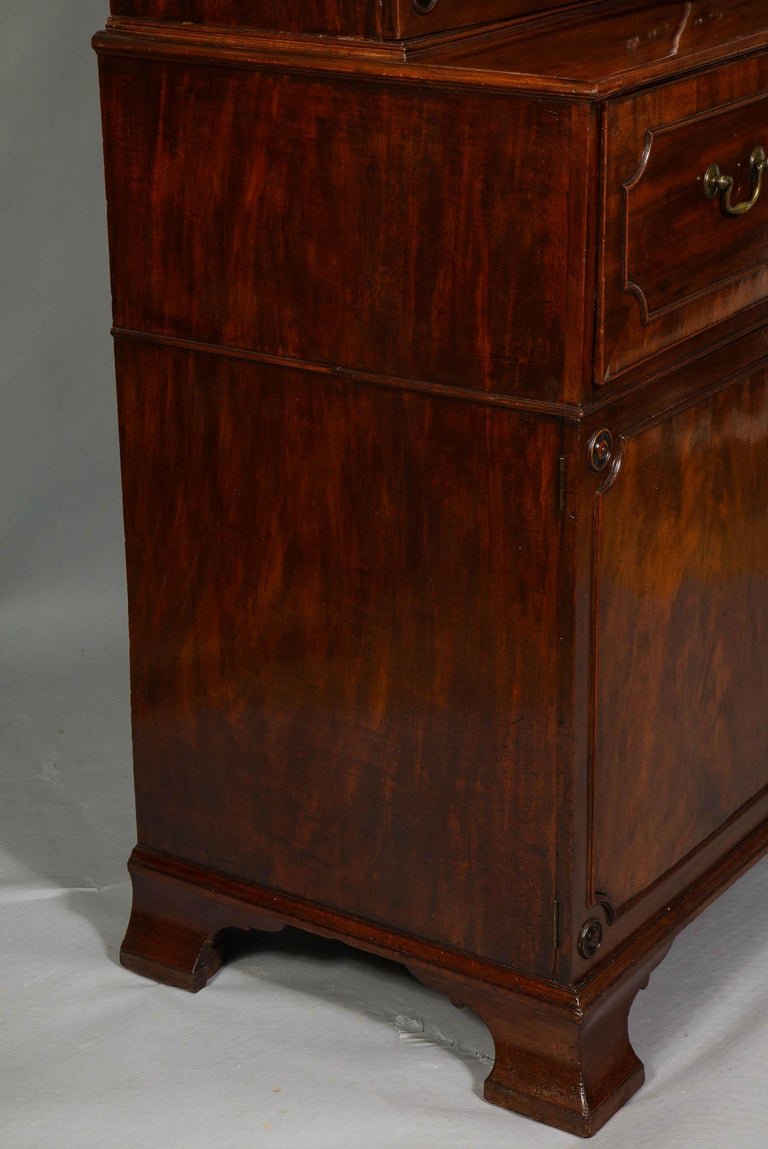 Paxton House Secretaire, by Thomas Chippendale For Sale 10
