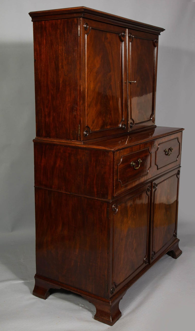 Paxton House Secretaire, by Thomas Chippendale For Sale 11