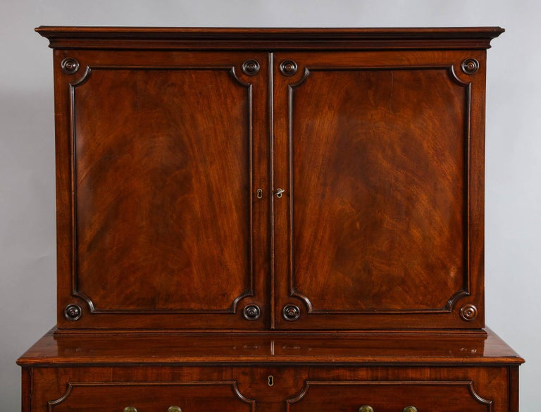 Paxton House Secretaire, by Thomas Chippendale For Sale 2