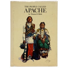 The People Called Apache by Thomas E. Mails