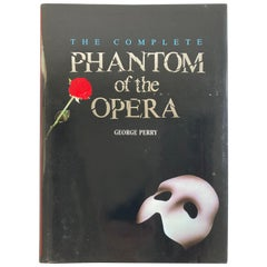 The Phantom of the Opera The Original Novel Table Book