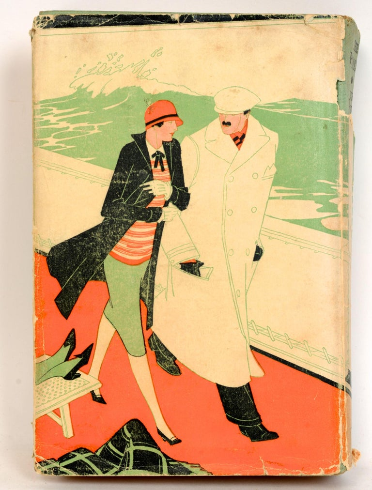 The Plutocrat by Booth Tarkington. Doubleday, Page and Co. Garden City, New York 1927. First Edition hardcover with dust jacket. The adventurous romance of an American millionaire. A young man falls in love with a mysterious French aristocrat,