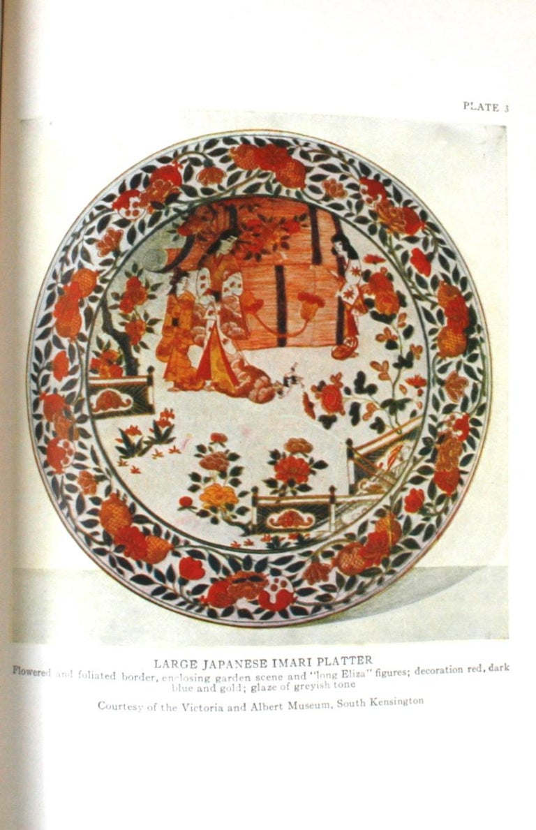 American The Practical Book of Chinaware For Sale
