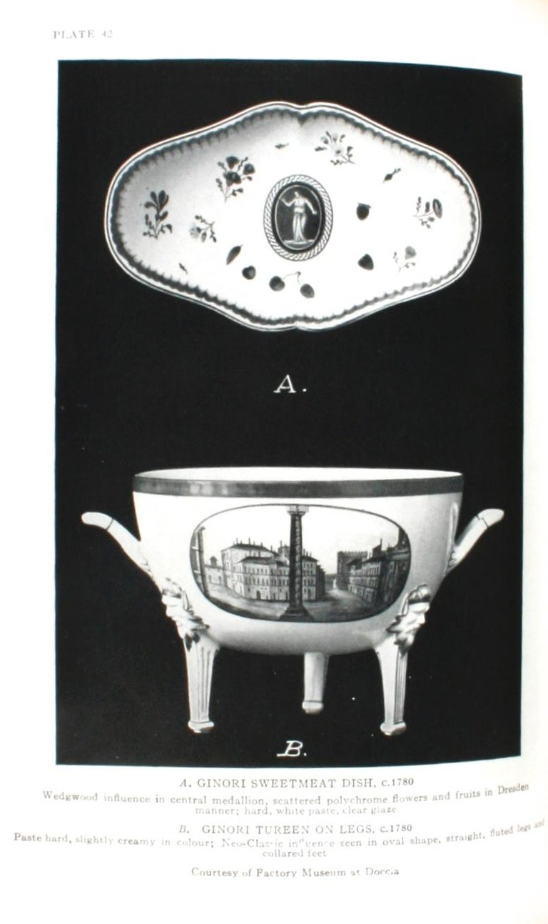 20th Century The Practical Book of Chinaware For Sale