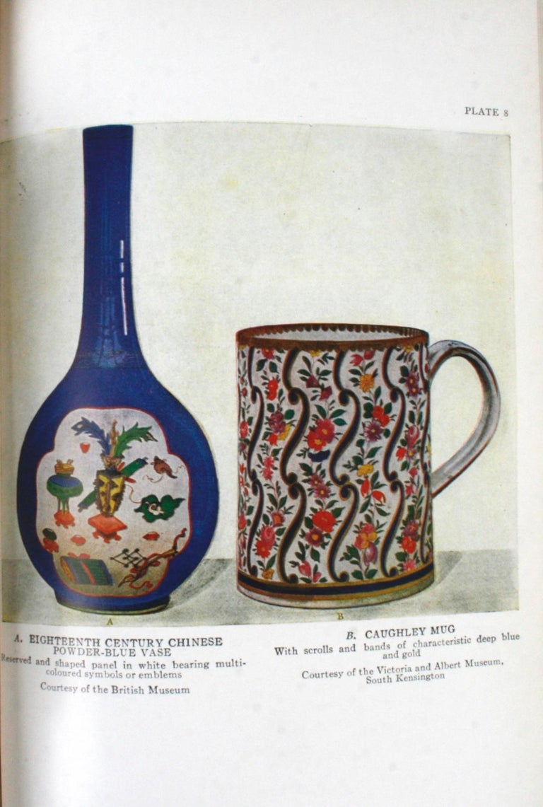 Paper The Practical Book of Chinaware For Sale