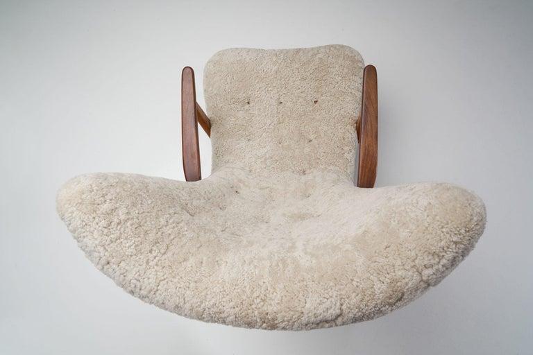 """The Prague Chair"" by Madsen & Schubell, Denmark, 1950s 4"
