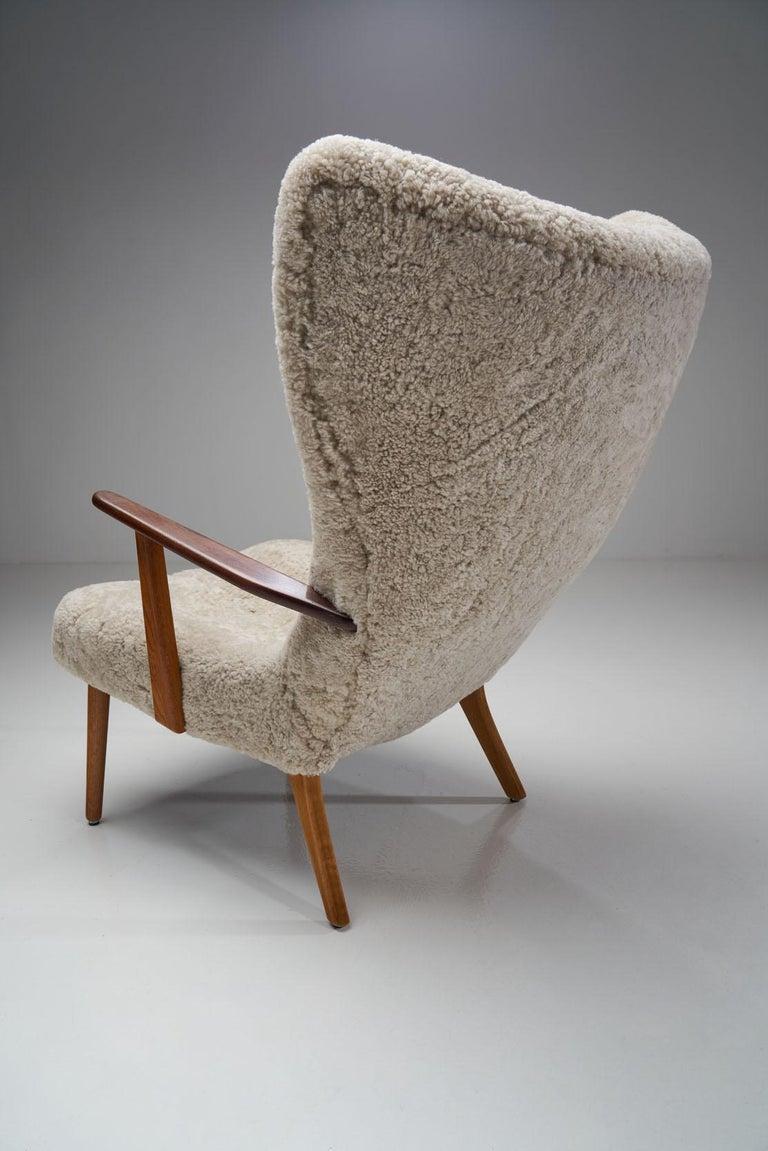 """The Prague Chair"" by Madsen & Schubell, Denmark, 1950s 1"