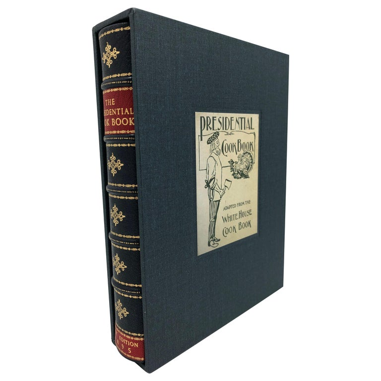 """The Presidential Cook Book"" First Edition, 1895 For Sale"