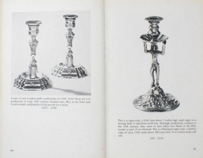 The Price Guide to Victorian Silver by Ian Harris, 1st Ed For Sale 5