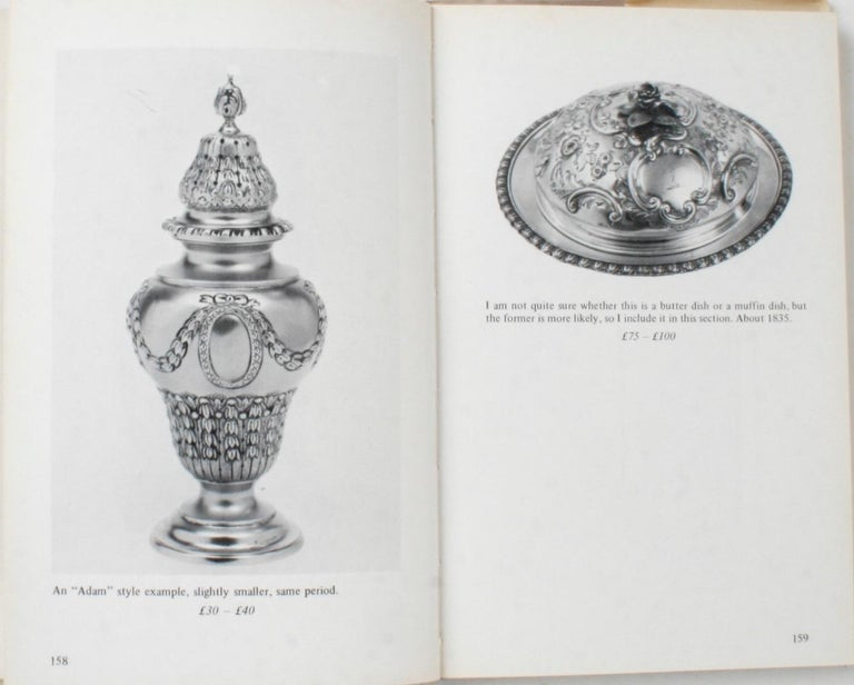 The Price Guide to Victorian Silver by Ian Harris, 1st Ed For Sale 12