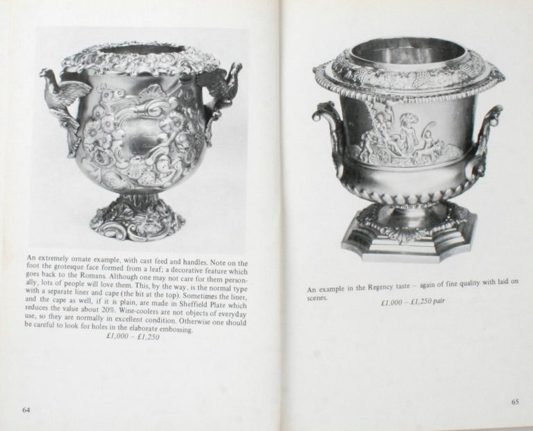 The Price Guide to Victorian Silver by Ian Harris, 1st Ed For Sale 3
