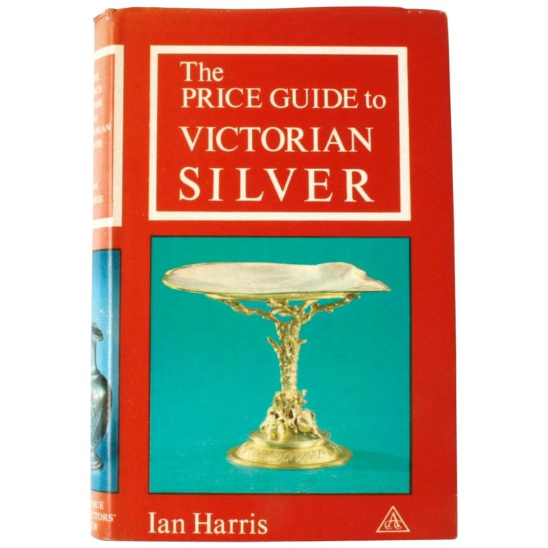 The Price Guide to Victorian Silver by Ian Harris, 1st Ed For Sale