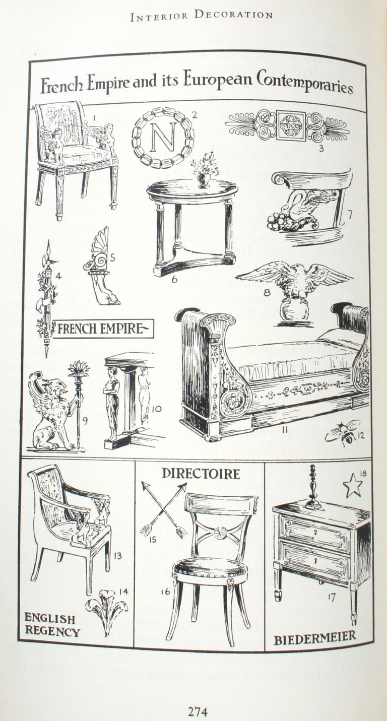 Principles and Practice of Interior Decoration by Katherine Muselwhite For Sale 4