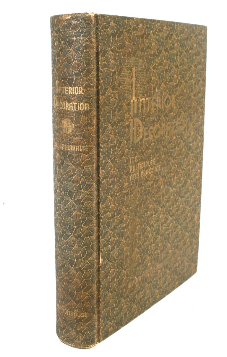 Principles and Practice of Interior Decoration by Katherine Muselwhite For Sale 9