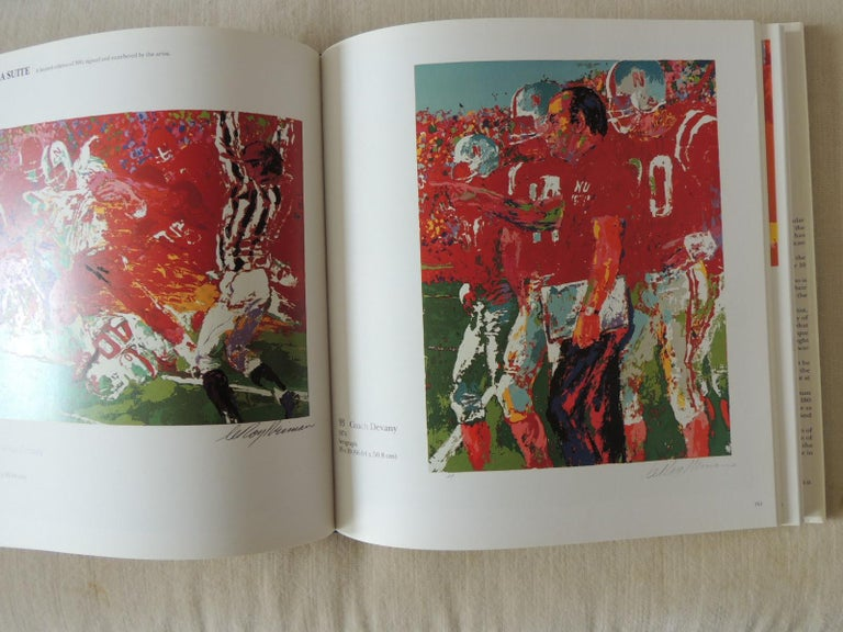 Machine-Made The Prints of LeRoy Neiman A Catalogue Raisonné Hardcover Coffee Table Book For Sale