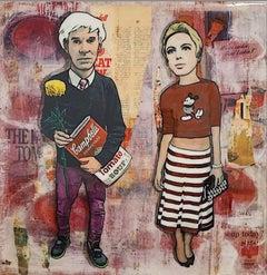 Andie Warhol x Edie Sedgwick