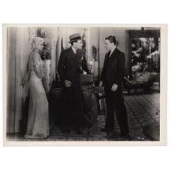 The Public Enemy 1931 Argentine Silver Gelatin Single-Weight Photo