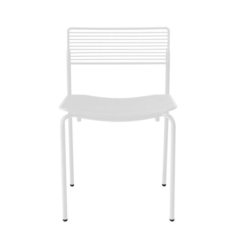 Galvanized Rachel Chair For Sale