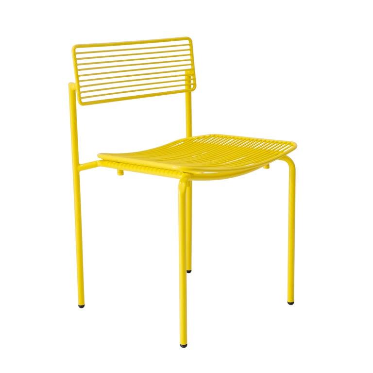 Metal Rachel Chair For Sale
