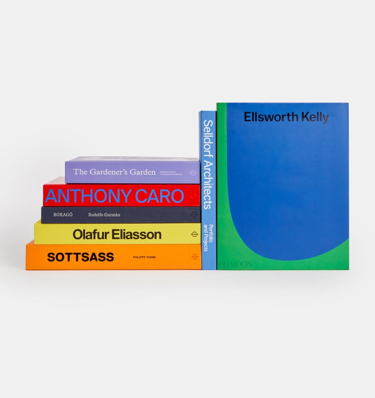 A rainbow range of beautiful books to add a little color to any room    This collection includes:    The Gardener's Garden: The inspirational resource for garden designers and garden-lovers - now available in a compelling compact