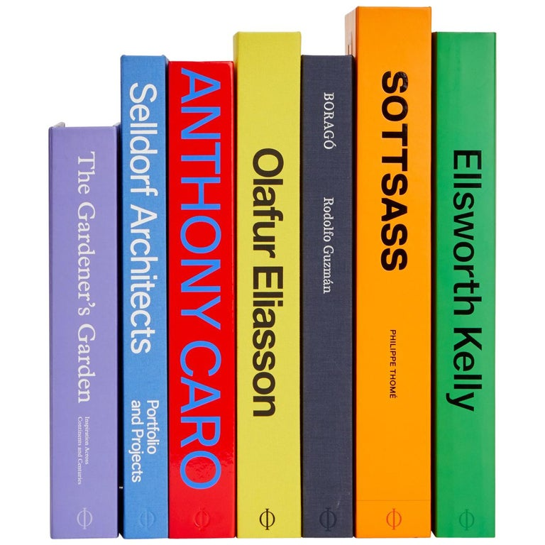 The Rainbow Book Collection For Sale