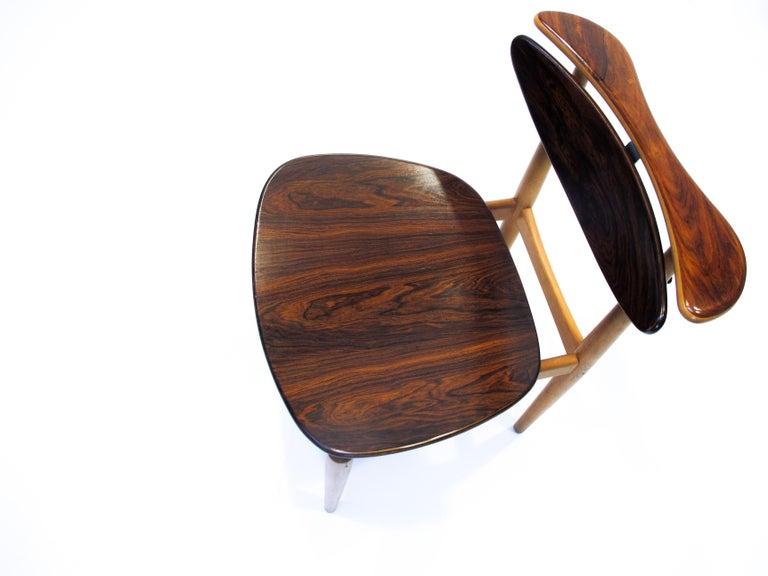 Mid-20th Century Finn Juhl  Bo62, the Reading Chair by Bovirke. 1953 For Sale