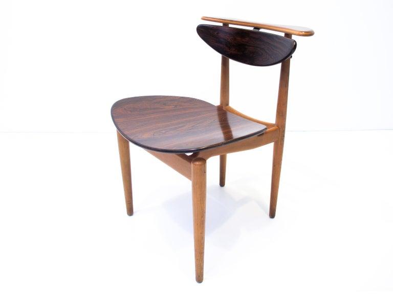 Beech Finn Juhl  Bo62, the Reading Chair by Bovirke. 1953 For Sale