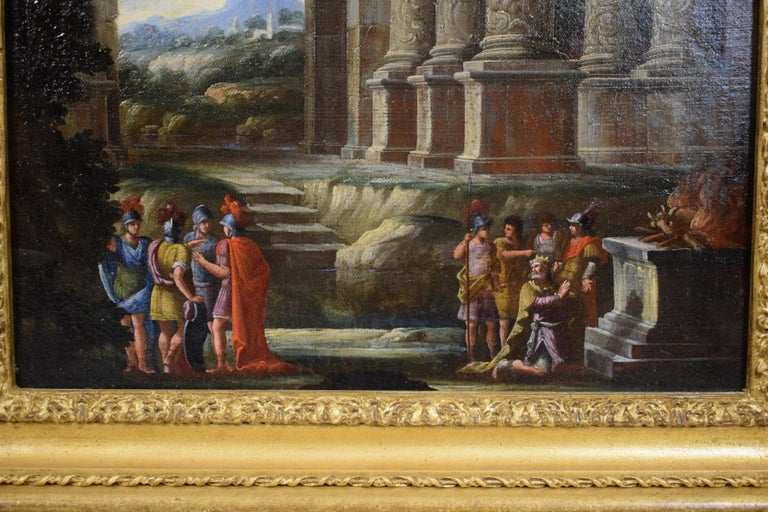Repentance and Sacrifice of King David, Alberto Carlieri 'Rome 1672-1720' For Sale 7