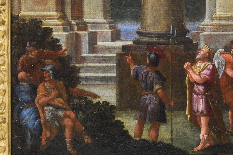 Repentance and Sacrifice of King David, Alberto Carlieri 'Rome 1672-1720' For Sale 10