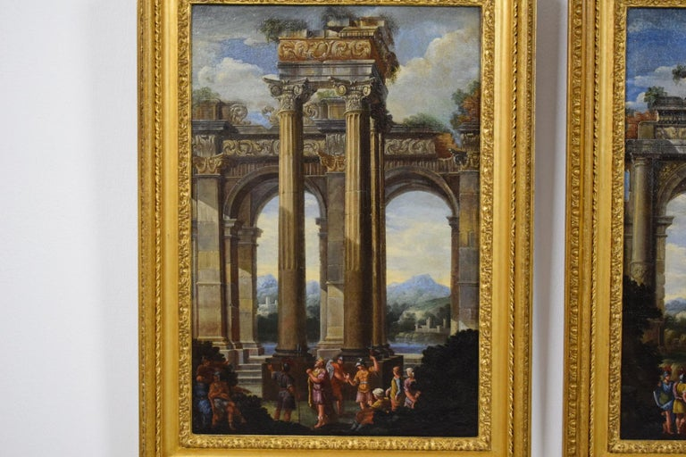 Repentance and Sacrifice of King David, Alberto Carlieri 'Rome 1672-1720' For Sale 2
