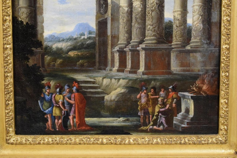 Repentance and Sacrifice of King David, Alberto Carlieri 'Rome 1672-1720' For Sale 4