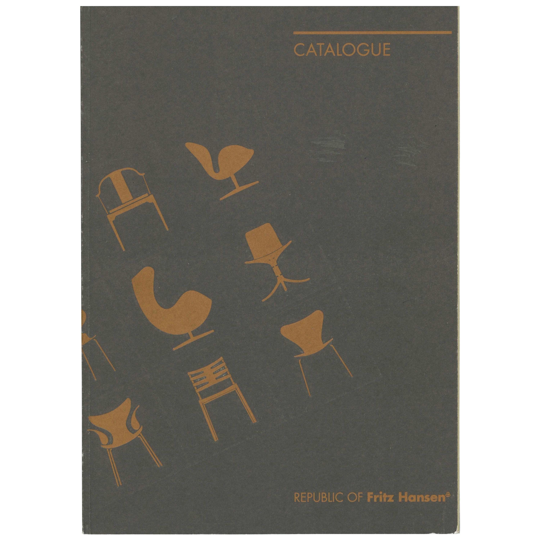 THE REPUBLIC OF FRITZ HANSEN - CATALOGUE 'Book'