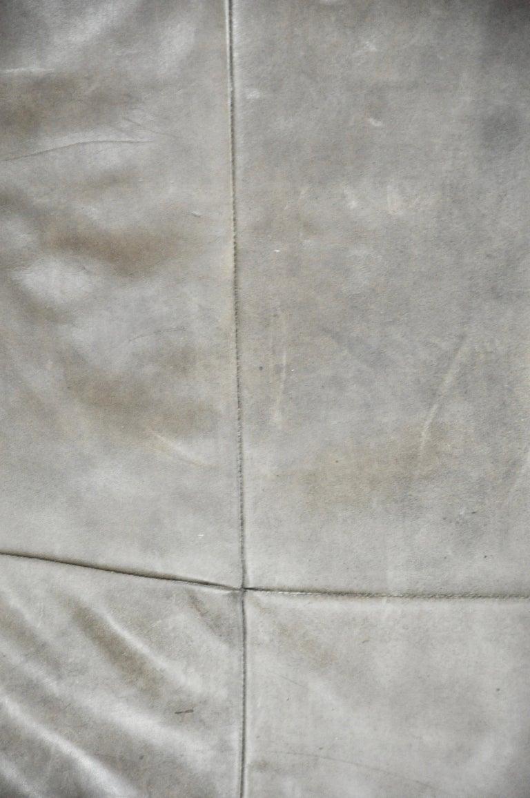 Rock Leather Sofa by Gerard Van Den Berg for Montis, 1970s For Sale 2
