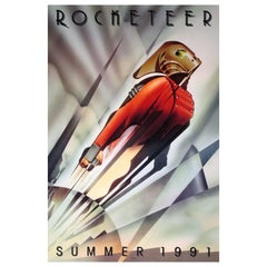 Rocketeer, Poster, 1991