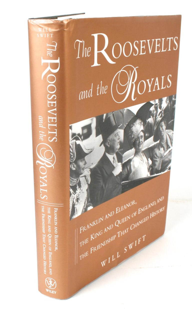 The Roosevelts and the Royals Signed and Inscribed 1st Edition For Sale 13