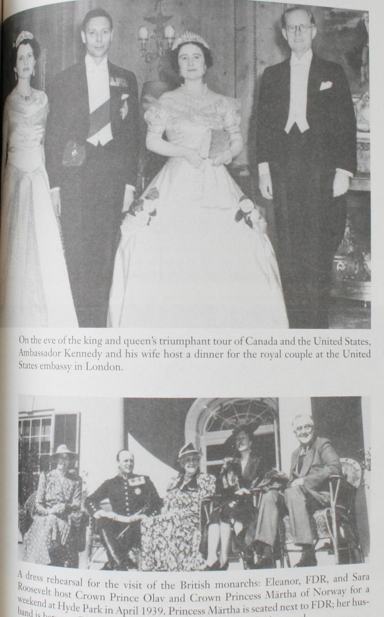 The Roosevelts and the Royals Signed and Inscribed 1st Edition For Sale 2