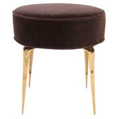 CF MODERN Custom Round Stiletto Ottoman