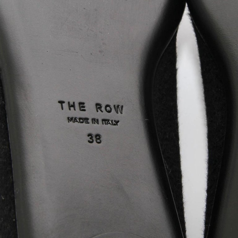 The Row Embroidered Mule For Sale 2