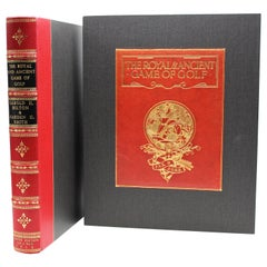 """""""Royal and Ancient Game of Golf"""" First Subscriber's Limited Edition, 1912"""