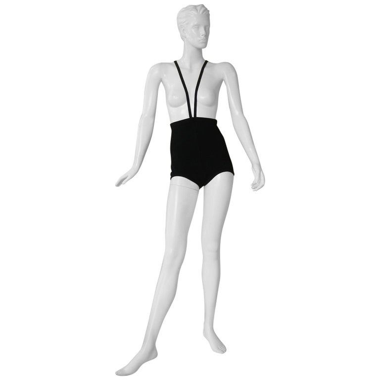 Rudi Gernreich monokini topless bathing suit, 1964, offered by Marilyn Glass