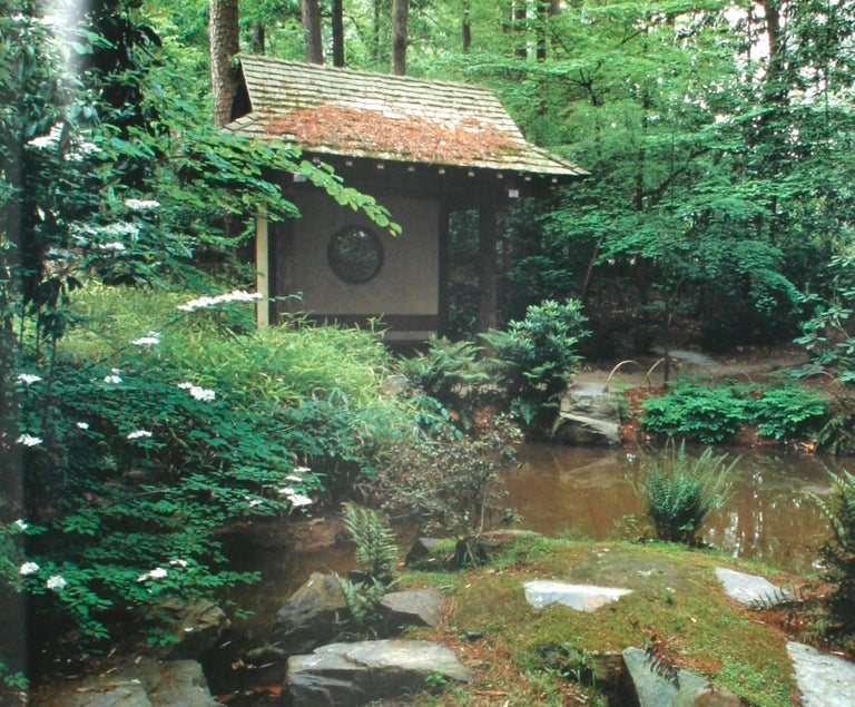 The Sarah P. Duke Gardens, A Wonderful Wander, First Edition For Sale 8