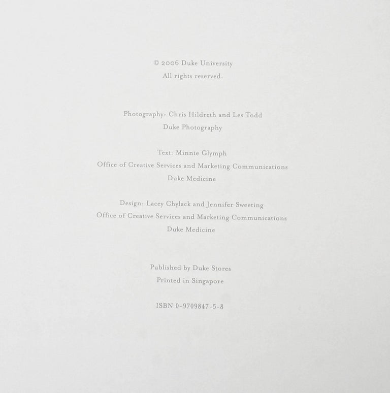 The Sarah P. Duke Gardens, A Wonderful Wander, First Edition For Sale 11