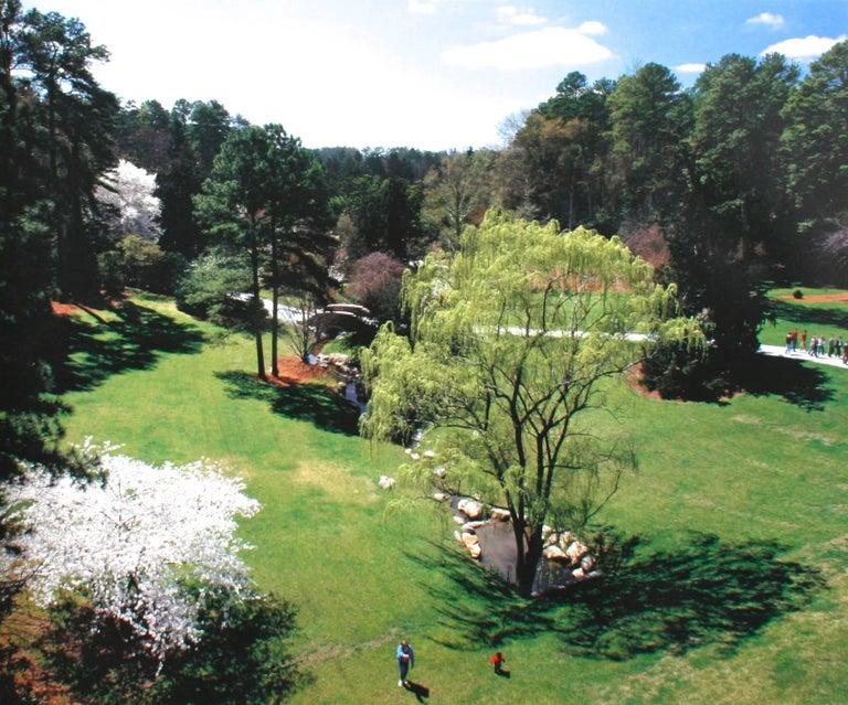 The Sarah P. Duke Gardens, A Wonderful Wander. Durham: Duke University, 2006. Hardcover with dust jacket. 142 pp. A book on The Sarah P. Duke Gardens at Duke University in Durham, North Carolina. Established in 1934 the garden was originally the