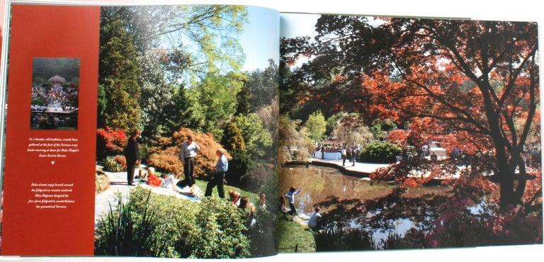 The Sarah P. Duke Gardens, A Wonderful Wander, First Edition For Sale 2