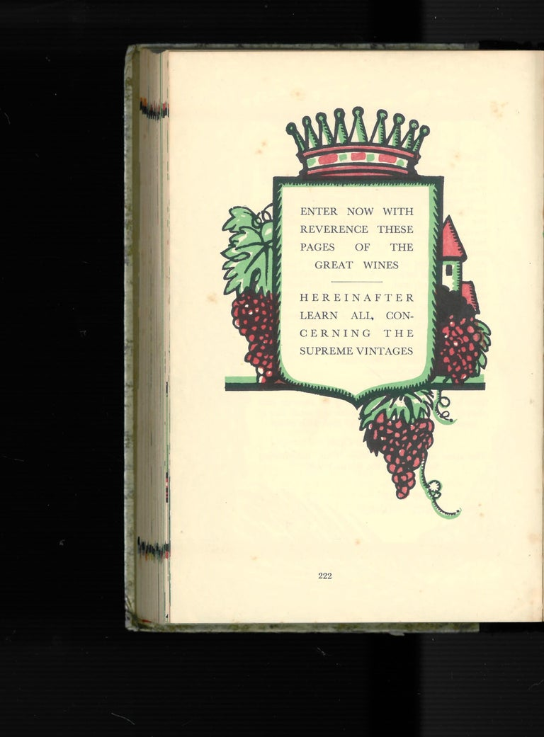 'The Savoy Cocktail Book', '1930' Book For Sale 3