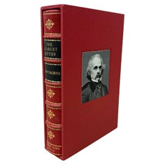 The Scarlet Letter by Nathaniel Hawthorne, Second Ed., Tipped-in Signature, 1850
