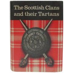 The Scottish Clans & their Tartans Vintage Book