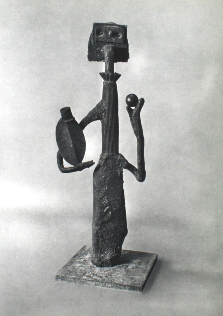 The Sculpture of Picasso, First Edition For Sale 9