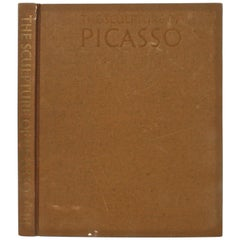 The Sculpture of Picasso, First Edition